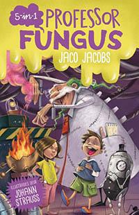 Professor Fungus Omnibus 1