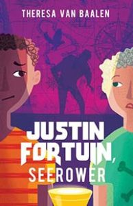 Justin Fortuin, seerower